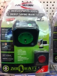 Energisparekontakt? Hva med ekstra energi som går med pga stor pakning og all søpla?