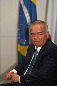 Islam Karimov Bilde: Wikipedia