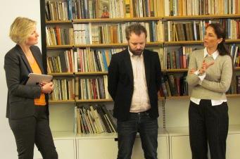BPaneldebatt: Kjersti Fløgstad, GoodBusiness, Lars Jacob Pedersen, NHH og Tine Wollebekk, Telenorilde