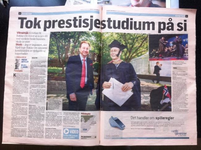Kristian Røkke ønsker å ta samfunnsansvar